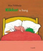 Boek cover Kikker is bang van Max Velthuijs