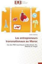 Les Entrepreneurs Transnationaux Au Maroc