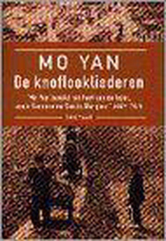Ooievaar pockets de knoflookliederen - Mo Yan |