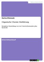 Boek cover Organische Chemie: Einführung van Karina Kliemank