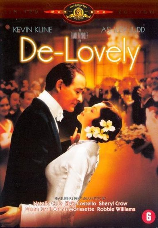 Cover van de film 'De-Lovely'