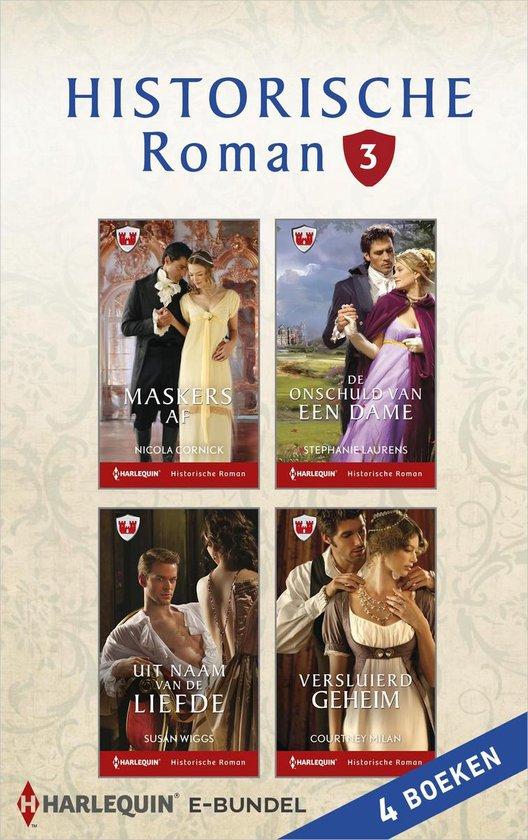 Harlequin- Historische Roman 3 - Historische Roman 3 (4-in-1) - Susan Wiggs  