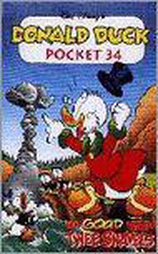 Donald Duck pocket / 034 Het goud van de twee snavels - Disney pdf epub