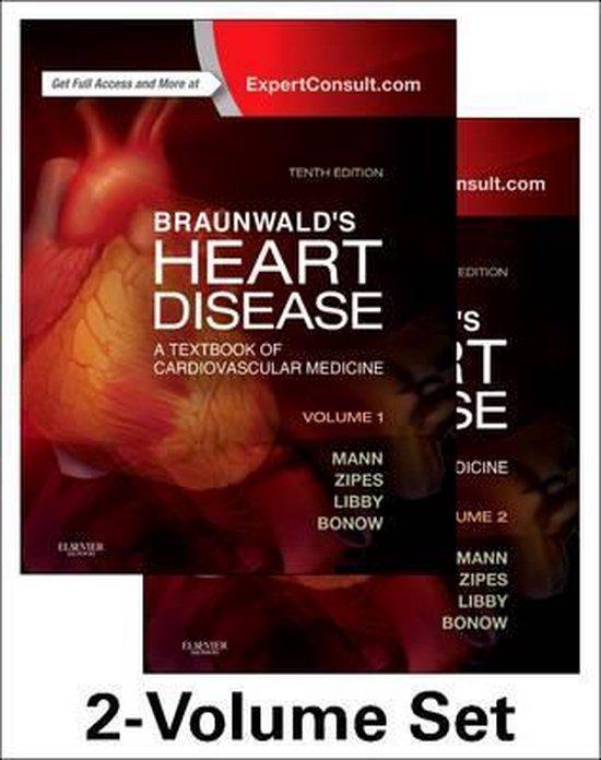 Boek cover Braunwalds Heart Disease van Douglas Mann (Hardcover)