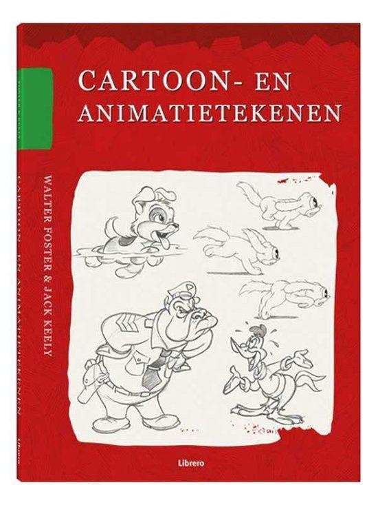 Cartoon -En Animatie Tekenen - Walter Foster |