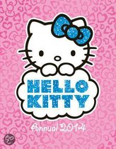 Boek cover Hello Kitty - Annual van