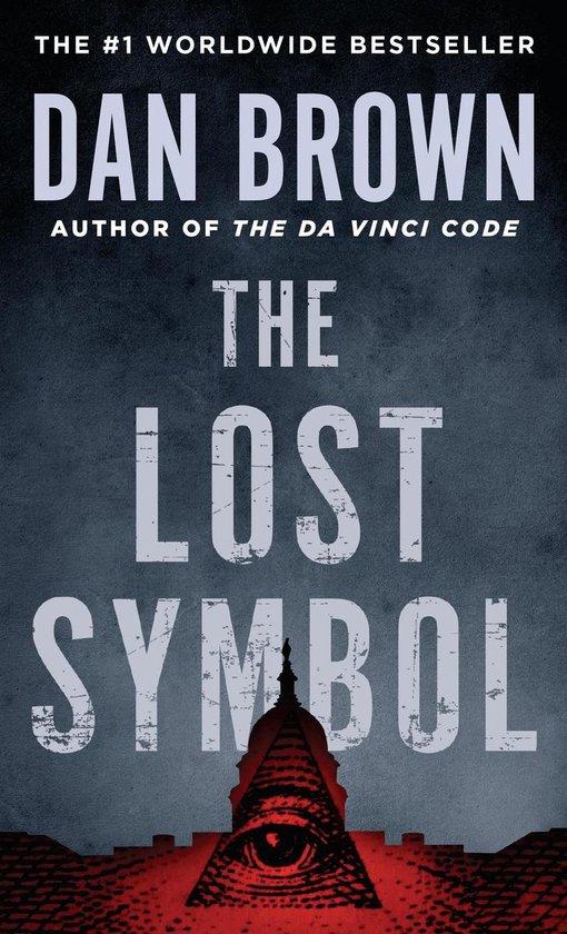 Boek cover The Lost Symbol van Dan Brown (Paperback)