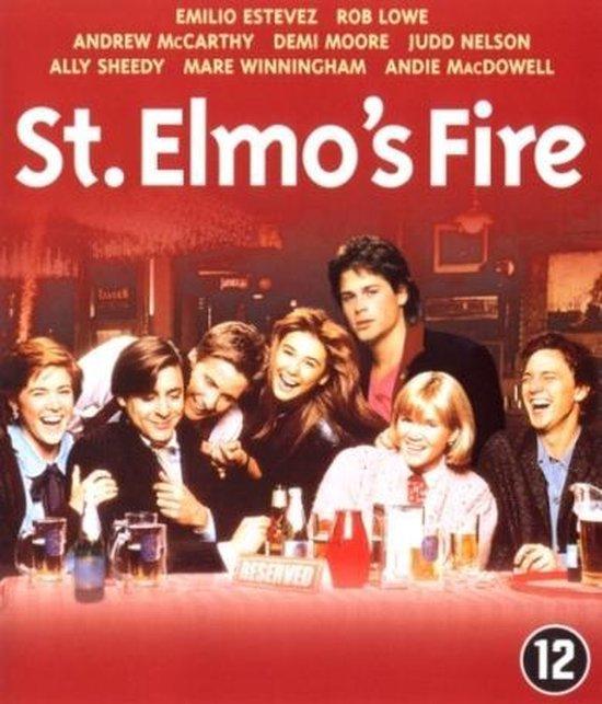 Cover van de film 'St.Elmo's Fire'