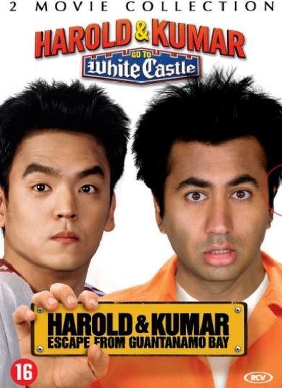 Cover van de film 'Harold & Kumar 1 & 2'