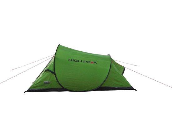 High Peak Campo Pop Up Tent - Groen - 2 Persoons - High Peak