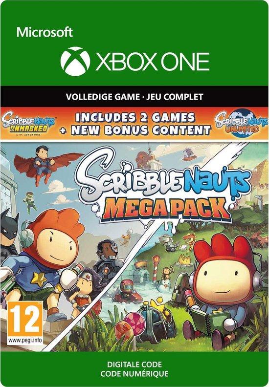 Scribblenauts: Mega Pack – Xbox One Download