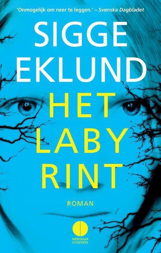 Het labyrint - Sigge Eklund |