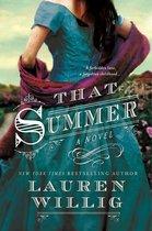 Boek cover That Summer van Lauren Willig