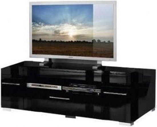 Davidi Design Gilda - Tv-meubel - Zwart - Hout/Metaal/Steen