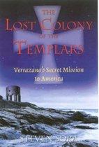 Boek cover The Lost Colony of the Templars van Steven Sora