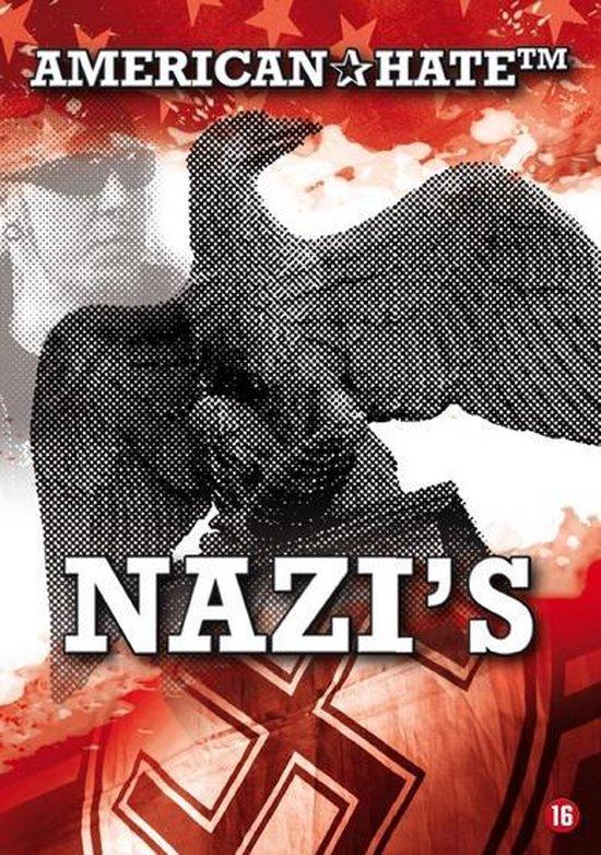 Cover van de film 'American Hate - Nazi's'