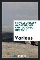 The Yale Literary Magazine; Vol. XXIV, October, 1858, No. I