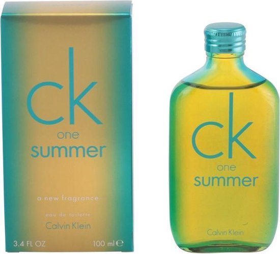 Calvin Klein Ck One Summer 2014 - 100 ml - Eau de toilette