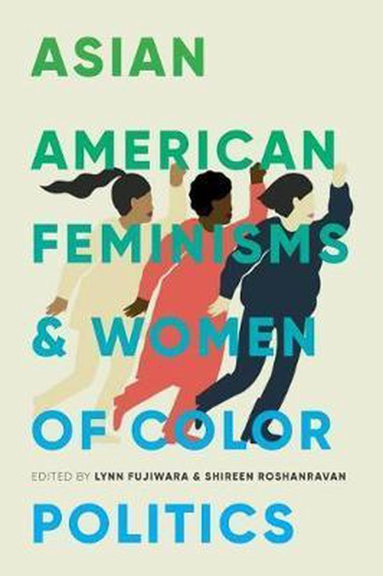 Boek cover Asian American Feminisms and Women of Color Politics van  (Paperback)