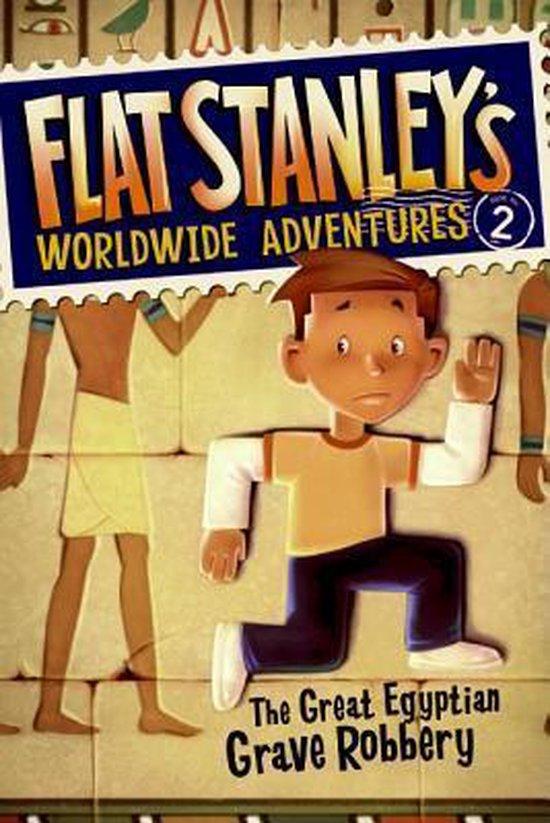 Flat Stanley's Worldwide Adventures #2