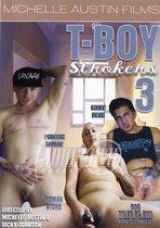 transsexual - t boy strokers 3 - Michelle Austin Films