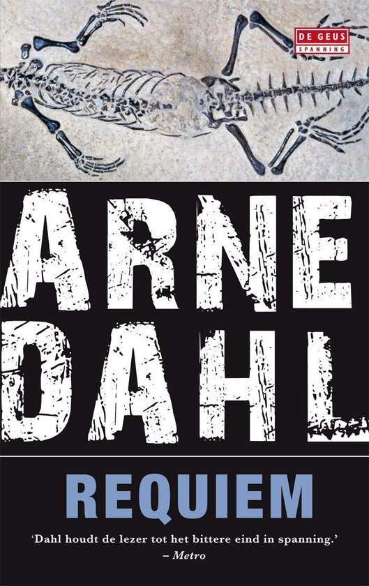 A-team 7 - Requiem - Arne Dahl |