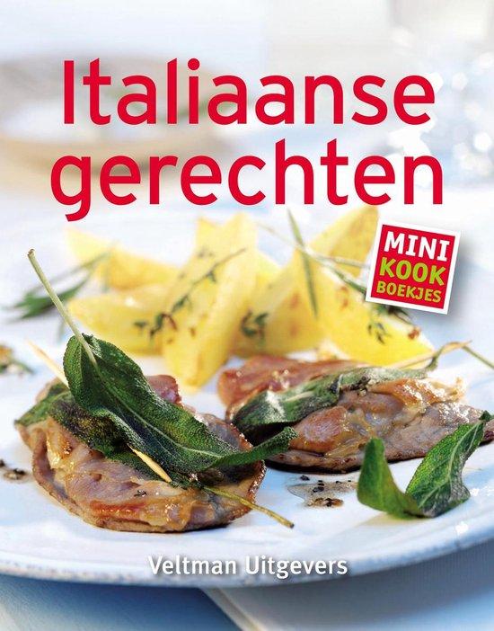Mini kookboekjes - Italiaanse gerechten - none |