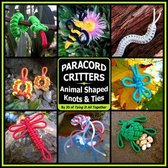 PARACORD CRITTERS ANIMAL SHAPED KNOTS