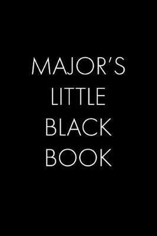 Major's Little Black Book