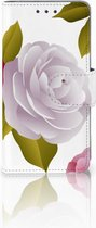 Samsung Galaxy A3 2015 Bookcase Hoesje Roses