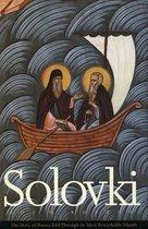 Boek cover Solovki van Roy R Robson