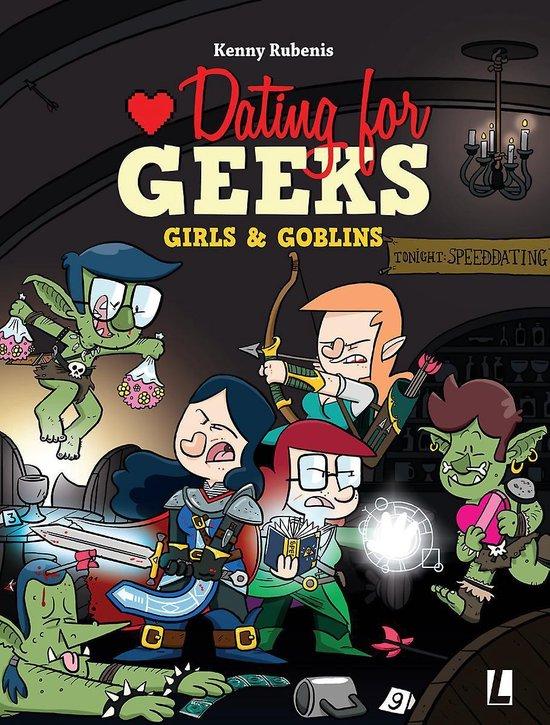 Dating for Geeks 9 - Girls & Goblins - Kenny Rubenis pdf epub