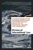 Pamphlet Series of the Carnegie Endowment for International Peace, No. 24. Shantung