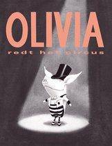 Prentenboek Olivia redt het circus