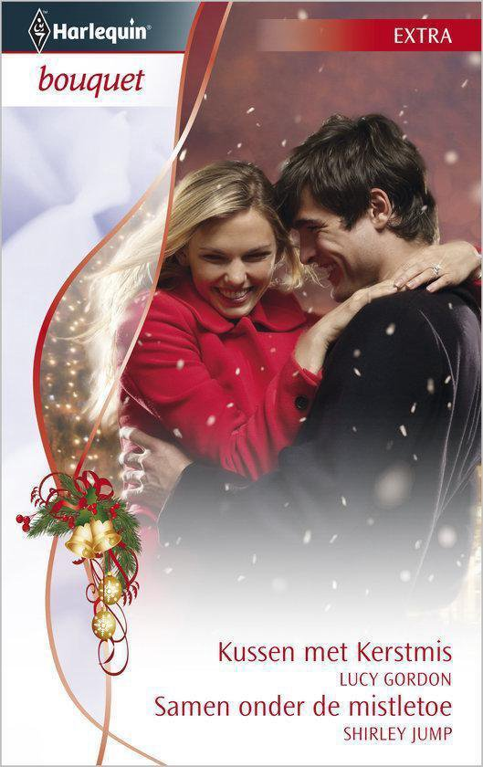 Kussen Met Kerstmis / Samen Onder De Mistletoe - B - Lucy Gordon |