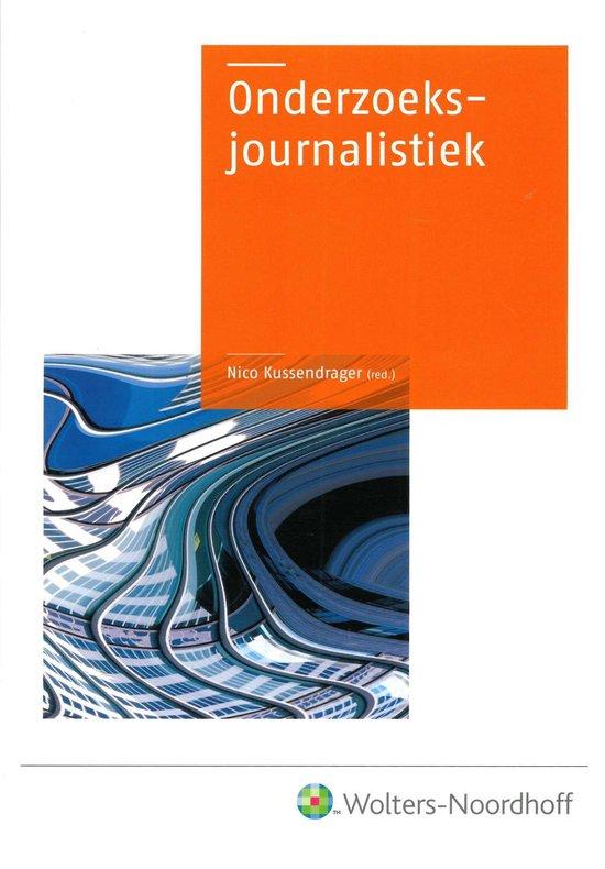 Onderzoeksjournalistiek - E.A. Kussendrager pdf epub