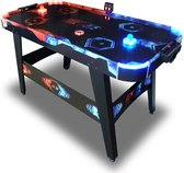 Airhockey tafel met LED FIRE VS ICE