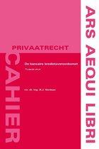 Ars Aequi Cahiers - Privaatrecht  -   De bancaire kredietovereenkomst