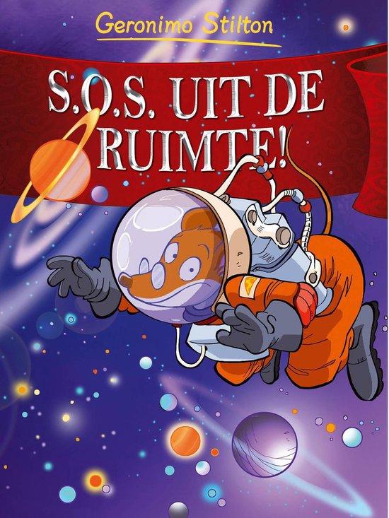 Geronimo Stilton 54 - SOS uit de ruimte - Geronimo Stilton |