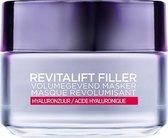 L'Oréal Paris Revitalift Filler Gezichtsmasker - Anti-aging