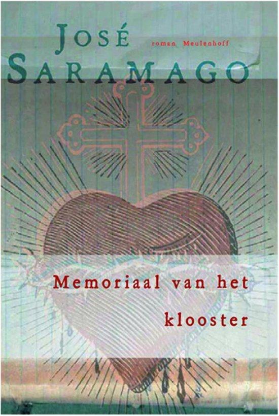 Memoriaal Van Het Klooster - Jose Saramago |