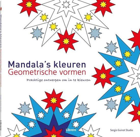 Mandala's- geometrische vormen - Onbekend |