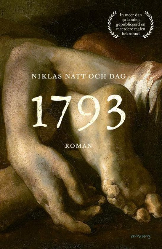 Boek cover 1793 van Niklas Natt Och Dag (Paperback)
