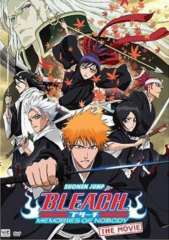 Cover van de film 'Bleach - Memories Of Nobody'
