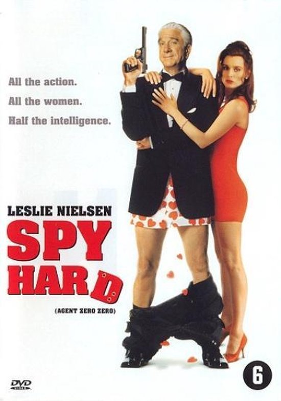 Cover van de film 'Spy Hard'