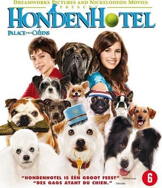 Cover van de film 'Hondenhotel'