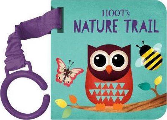 Boek cover Hoots Nature Trail van Faye Williamson (Onbekend)