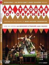 DVD La Troupe d'Orphée-OPERA2DAY