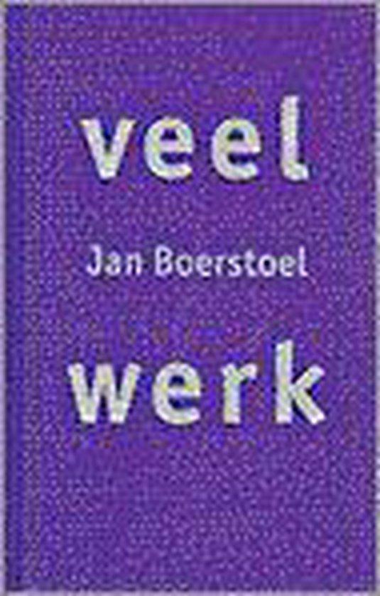 Veel werk verz. gedichten 1968 1997 - Boerstoel |
