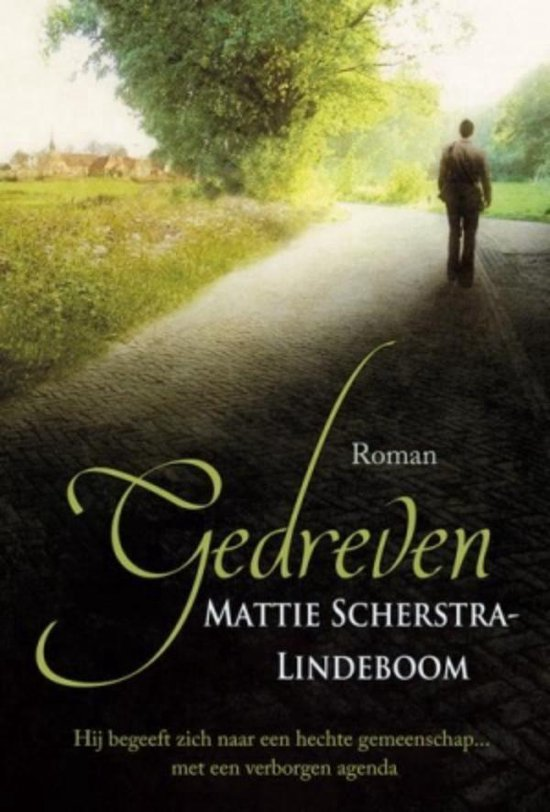 Gedreven - Mattie Scherstra-Lindeboom pdf epub